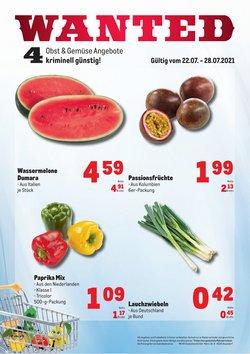 Angebote von Supermärkte im Metro Prospekt ( 4 Tage übrig)