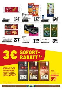 Angebote von Nespresso im Metro Prospekt ( 18 Tage übrig)