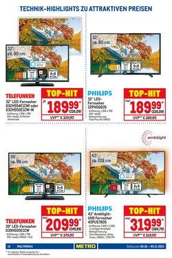 Angebote von Philips im Metro Prospekt ( 10 Tage übrig)