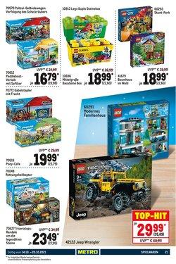 Angebote von Playmobil im Metro Prospekt ( Läuft morgen ab)