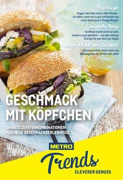 Angebote von Supermärkte im Metro Prospekt ( Neu)