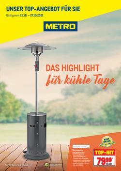Metro Katalog ( 3 Tage übrig)