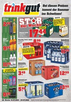 trinkgut Katalog ( Läuft heute ab)