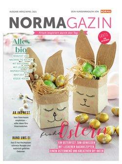 Angebote von Ostern im Norma Prospekt ( 8 Tage übrig)