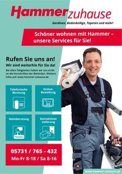 Angebote von Hammer im Hammer Prospekt ( 14 Tage übrig)