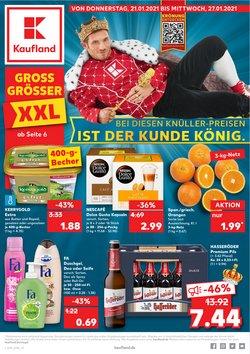 Kaufland Katalog ( Gestern veröffentlicht )