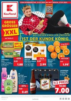 Kaufland Katalog ( 2 Tage übrig )