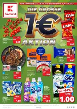 Angebote von Supermärkte im Kaufland Prospekt ( 5 Tage übrig)