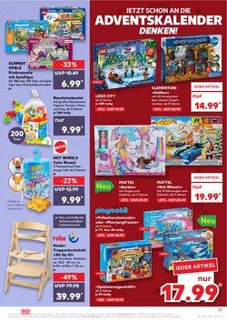 Angebote von Playmobil im Kaufland Prospekt ( Gestern veröffentlicht)