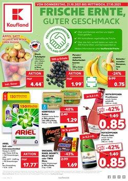 Angebote von Supermärkte im Kaufland Prospekt ( Neu)