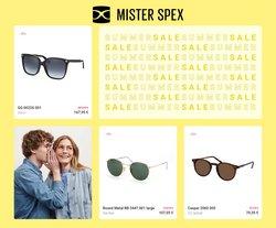 Angebote von Optiker und Hörzentren im Mister Spex Prospekt ( 7 Tage übrig)