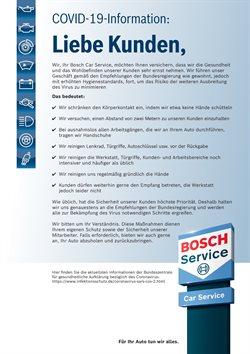 Bosch Car Service Katalog ( 28 Tage übrig )