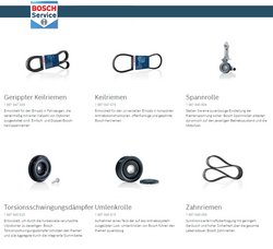 Bosch Car Service Katalog ( 4 Tage übrig )
