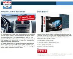 Angebote von Auto, Motorrad und Werkstatt im Bosch Car Service Prospekt ( 3 Tage übrig)