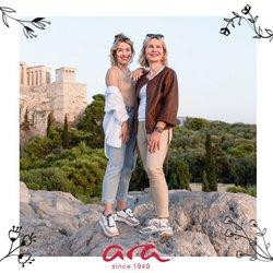 Angebote von Ara Schuhe im Ara Schuhe Prospekt ( 22 Tage übrig)