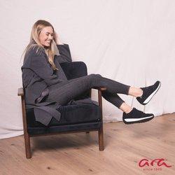 Angebote von Kleidung, Schuhe und Accessoires im Ara Schuhe Prospekt ( Neu)