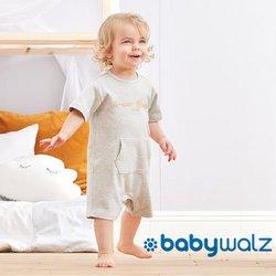 Angebote von Spielzeug und Baby im Baby Walz Prospekt in Frankfurt am Main ( Vor 3 Tagen )