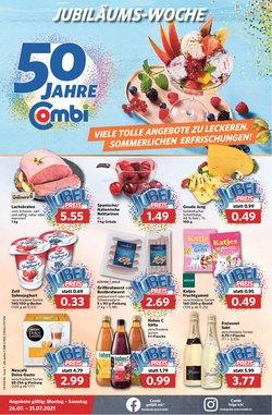 Angebote von Combi Markt im Combi Markt Prospekt ( Läuft morgen ab)