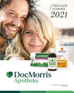 Angebote von Drogerien und Parfümerien im DocMorris Prospekt ( 13 Tage übrig)