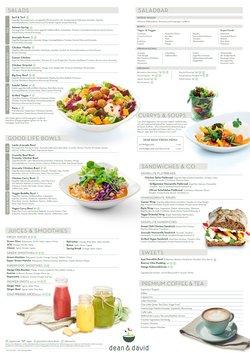 Angebote von Restaurants im dean&david Prospekt ( Mehr als 30 Tage)