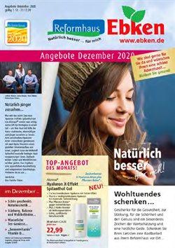 Reformhaus Ebken Katalog ( Abgelaufen )
