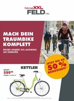 Angebote von Fahrrad XXL im Fahrrad XXL Prospekt ( 5 Tage übrig)
