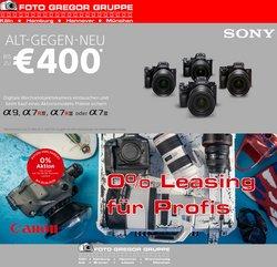 FOTO GREGOR Katalog ( 7 Tage übrig )