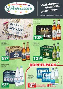 Getränkeparadies Gefromm Katalog ( Abgelaufen )