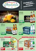 Angebote von Getränkeparadies Gefromm im Getränkeparadies Gefromm Prospekt ( Läuft heute ab)