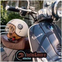 Angebote von Auto, Motorrad und Werkstatt im helm & more münchen Prospekt ( 5 Tage übrig)