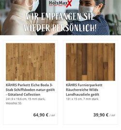 HolzMaxX Katalog ( Abgelaufen )