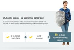 Angebote von Banken und Versicherungen im HUK COBURG Prospekt in Rüsselsheim