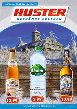 Getränke Huster Katalog ( Abgelaufen )