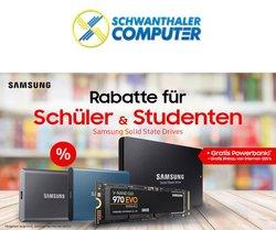 Schwanthaler Computer Katalog ( Abgelaufen )