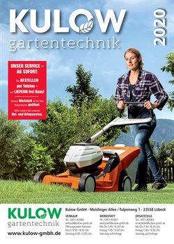 Kulow Gartentechnik Katalog ( Abgelaufen )