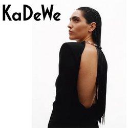Angebote von KaDeWe im KaDeWe Prospekt ( 11 Tage übrig)