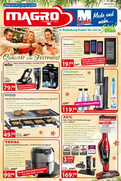 Kaufhaus Magro Katalog ( Abgelaufen )