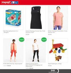 Angebote von Kaufhaus Magro im Kaufhaus Magro Prospekt ( 5 Tage übrig)