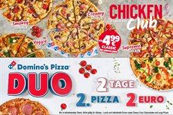Angebote von Restaurants im Domino´s Pizza Prospekt in Frankfurt am Main ( Mehr als 30 Tage )