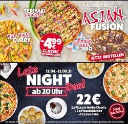 Domino´s Pizza Katalog ( 19 Tage übrig )