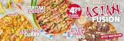 Angebote von Restaurants im Domino´s Pizza Prospekt ( 20 Tage übrig)