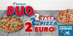 Angebote von Restaurants im Domino´s Pizza Prospekt ( Läuft morgen ab)