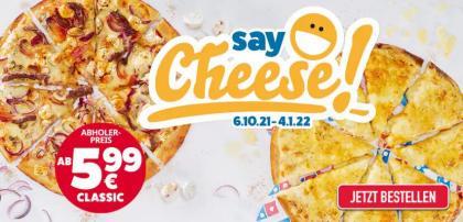 Angebote von Restaurants im Domino´s Pizza Prospekt ( 18 Tage übrig)