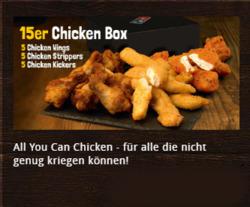 Angebote von Domino´s Pizza im Berlin Prospekt