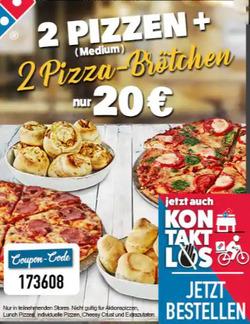 Domino´s Pizza Coupon in Berlin ( Vor 3 Tagen )