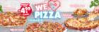 Domino´s Pizza Gutschein ( Gestern veröffentlicht )