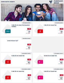 mobilcom-debitel Katalog ( Vor 3 Tagen )