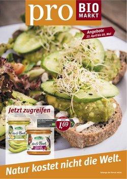 Pro Biomarkt Katalog ( Gestern veröffentlicht )