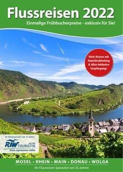 Angebote von Reisen und Freizeit im RIW Touristik Prospekt ( Mehr als 30 Tage)