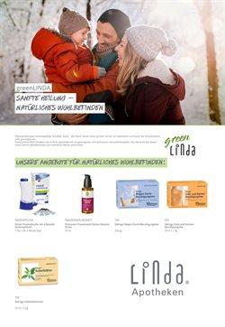 Angebote von Drogerien und Parfümerien im Linda Apotheken Prospekt in Frankfurt am Main ( Läuft morgen ab )